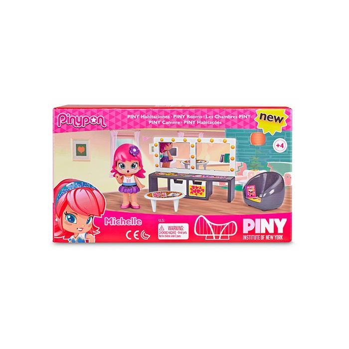 Pinypon by PINY Habitaciones: Salón