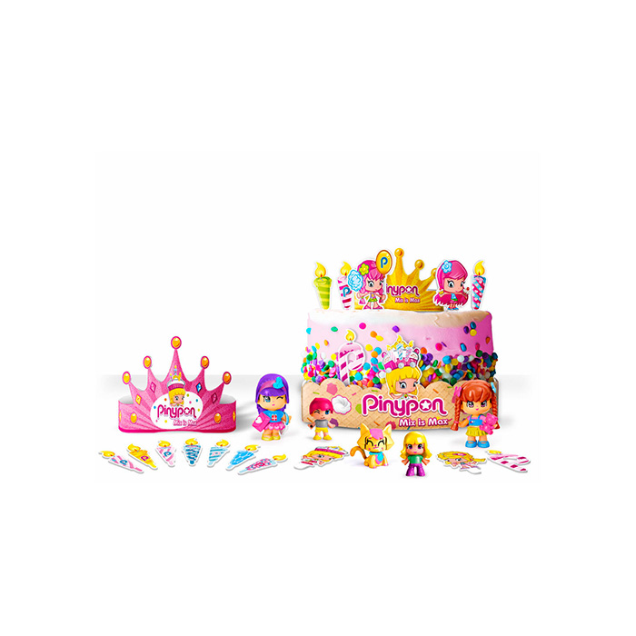 Pinypon Birthday Party
