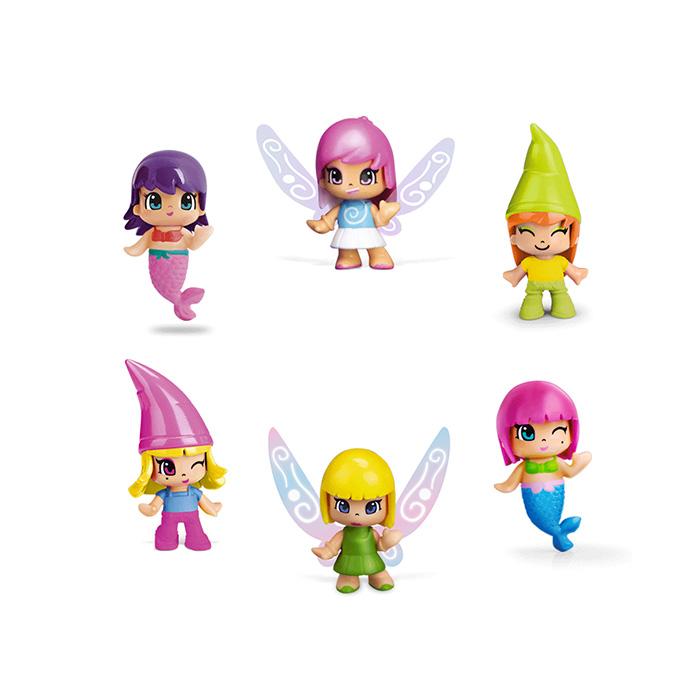 Pinypon Mini figura Fantasía Sobre sorpresa