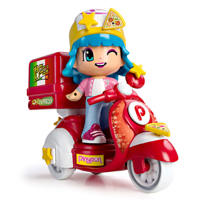 Pinypon Moto Pizzería