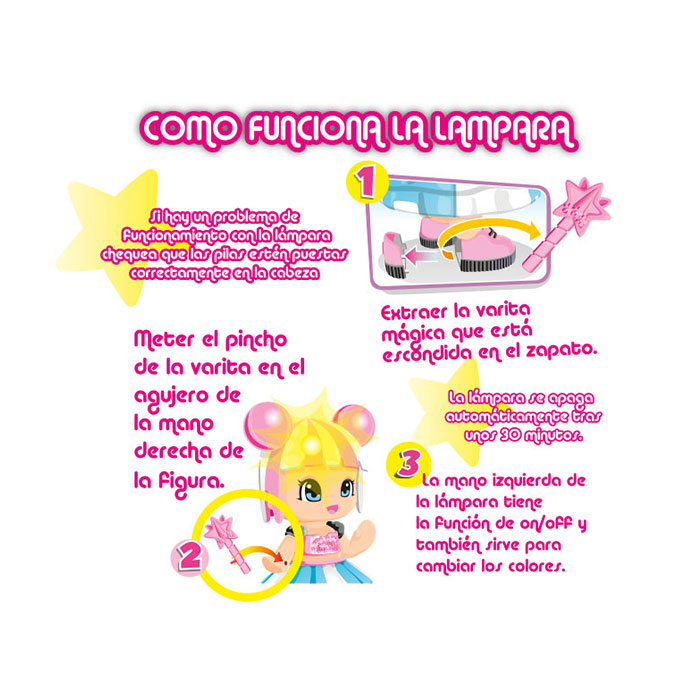 Pinypon Magic Secret Code