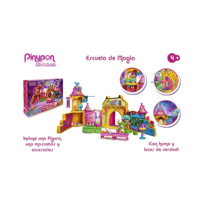 Pinypon Escuela de Magia