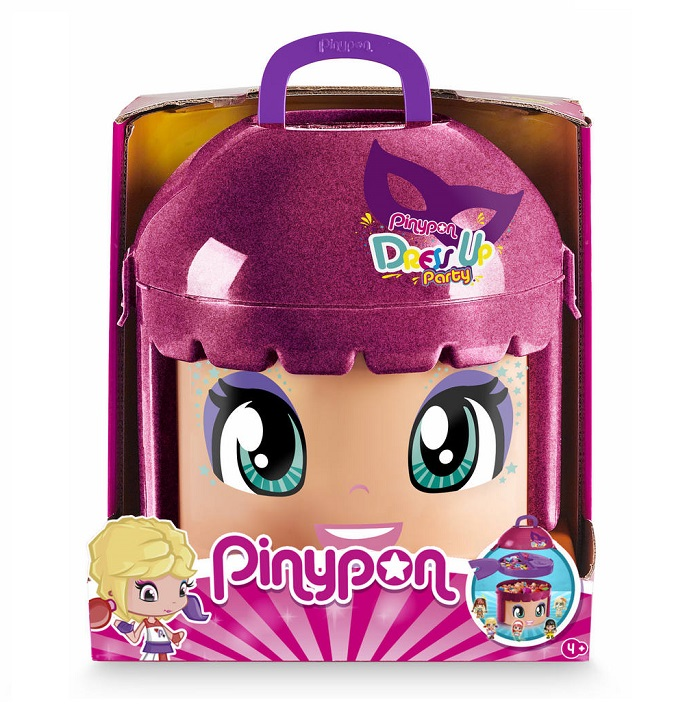 Pinypon. Dress Up Party