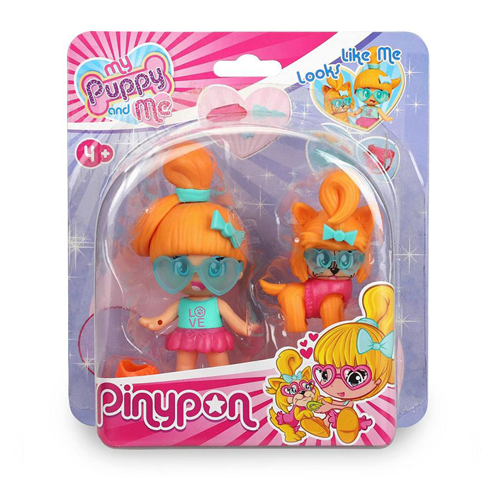 Pinypon. My Puppy and Me